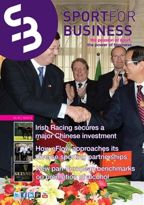 Sport for Business Weekly 18 –  April 19 2012