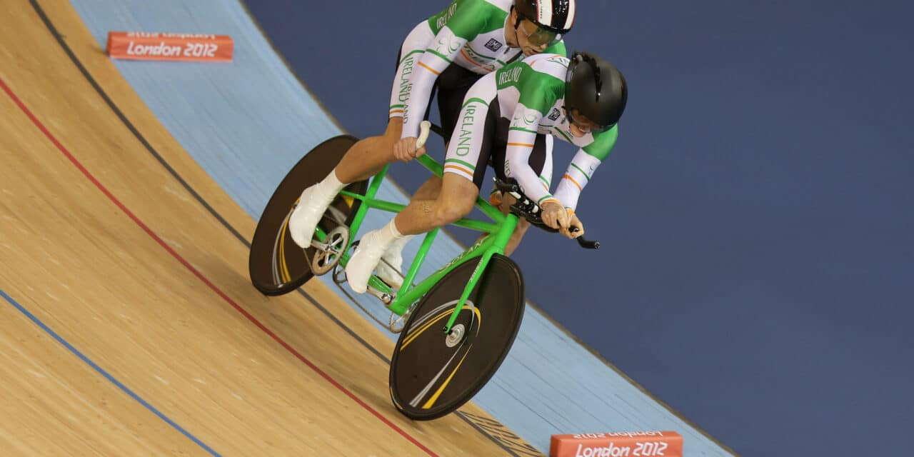ParaCycling to Win from Tech Research