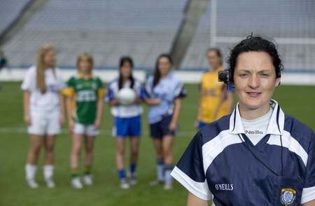 RefCam debut for Ladies Football