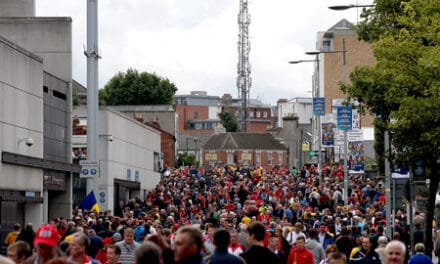 40,000 To Be Allowed at All Ireland Finals