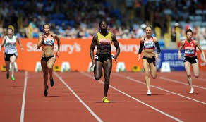 Retail Backing for British Athletics