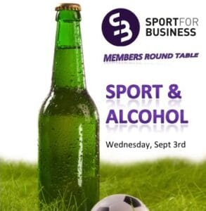 Sport and Alcohol Round Table 2014