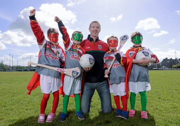Kellogg's Aim for Relevance in GAA Deal