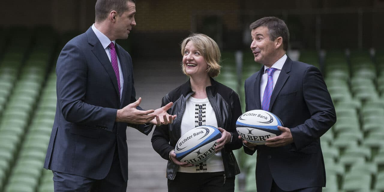 Ulster Bank Extends with Irish Rugby
