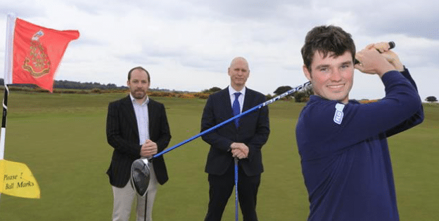 Flogas to Power Amateur Golf