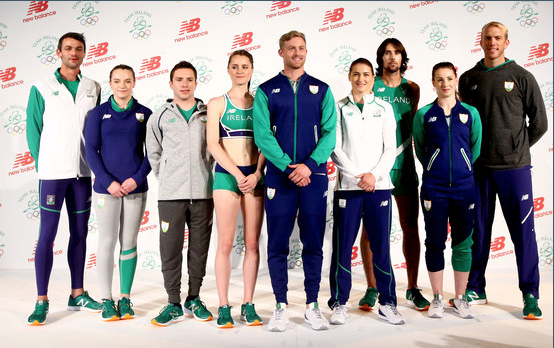 Why New Balance Chose Ireland for Olympic Debut