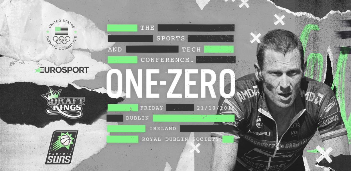 Lance Armstrong Live and Uncut at new One Zero Event in Dublin