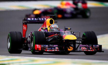 Return of Virtual F1 Racing