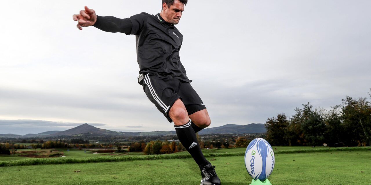 All Blacks on Top for Software Launch