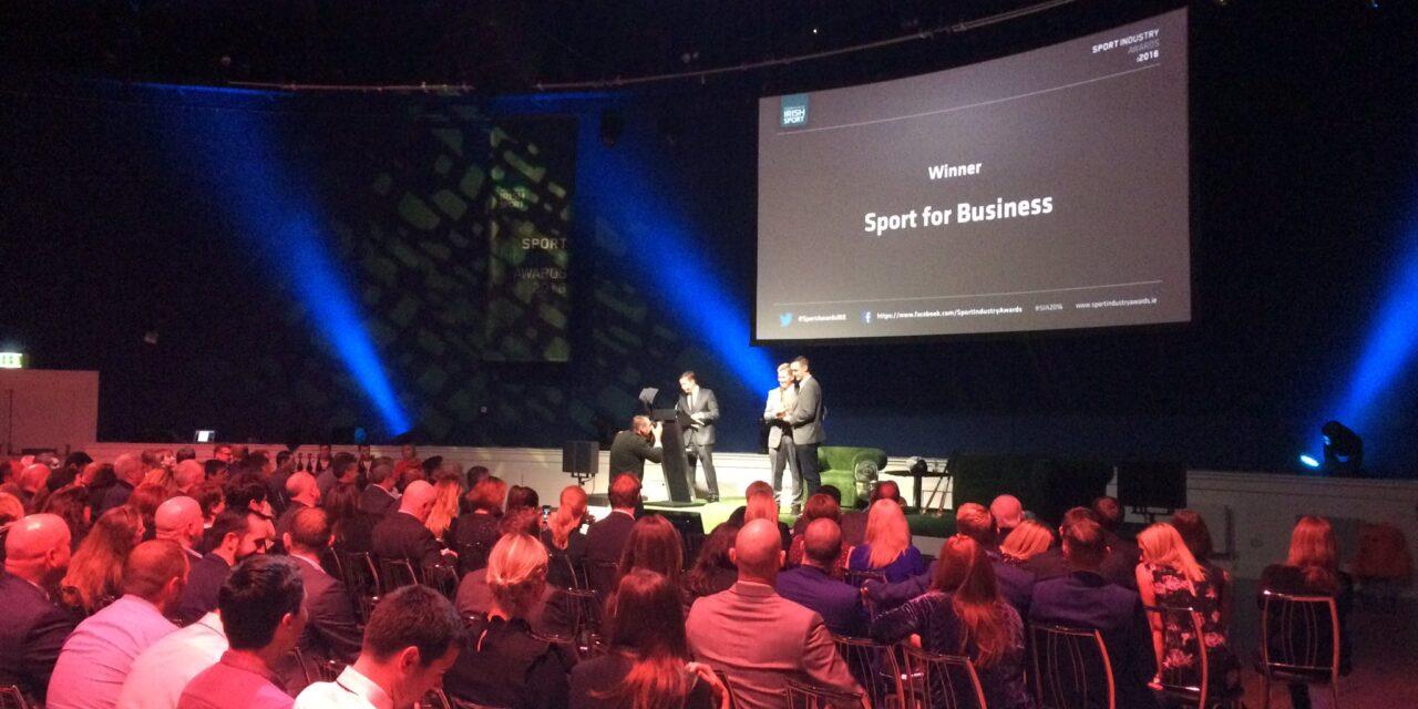Sport Industry Awards Winners 2016
