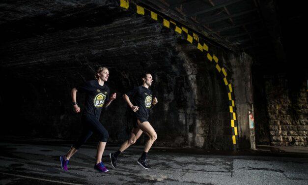 Running Underground