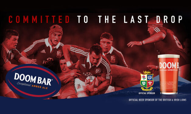 Lions Announce Beer Partner for NZ Tour