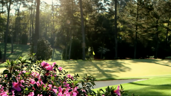 Behind the Green at the Masters with Sky Sports' Paul McGinley