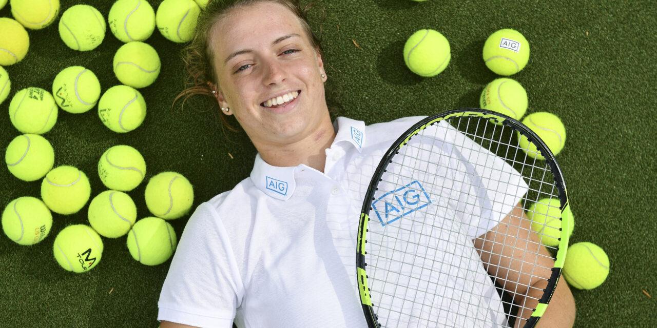 AIG To Sponsor Irish Tennis Open