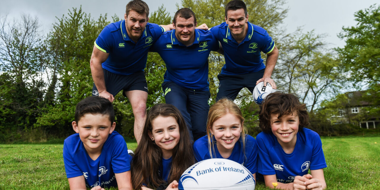 Leinster Cancels Bank of Ireland Summer Camps