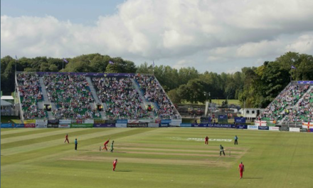 Cricket Ireland Unveils 12 Match Home International Programme