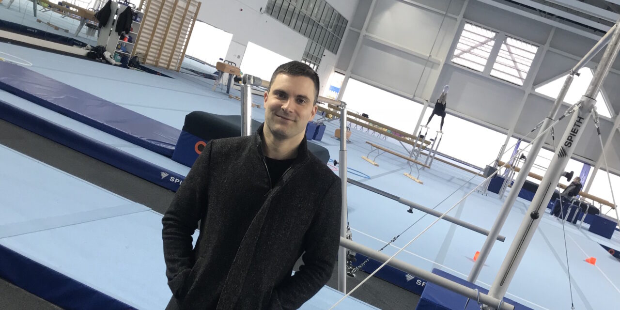 Leading Sport – Ciaran Gallagher