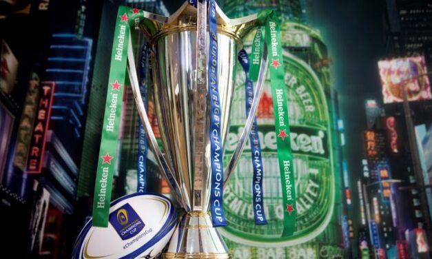 European Rugby Calls a Halt