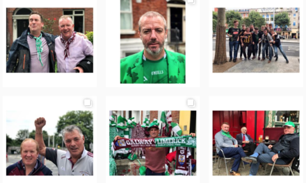 Instagram Moments at Heart of Hurling