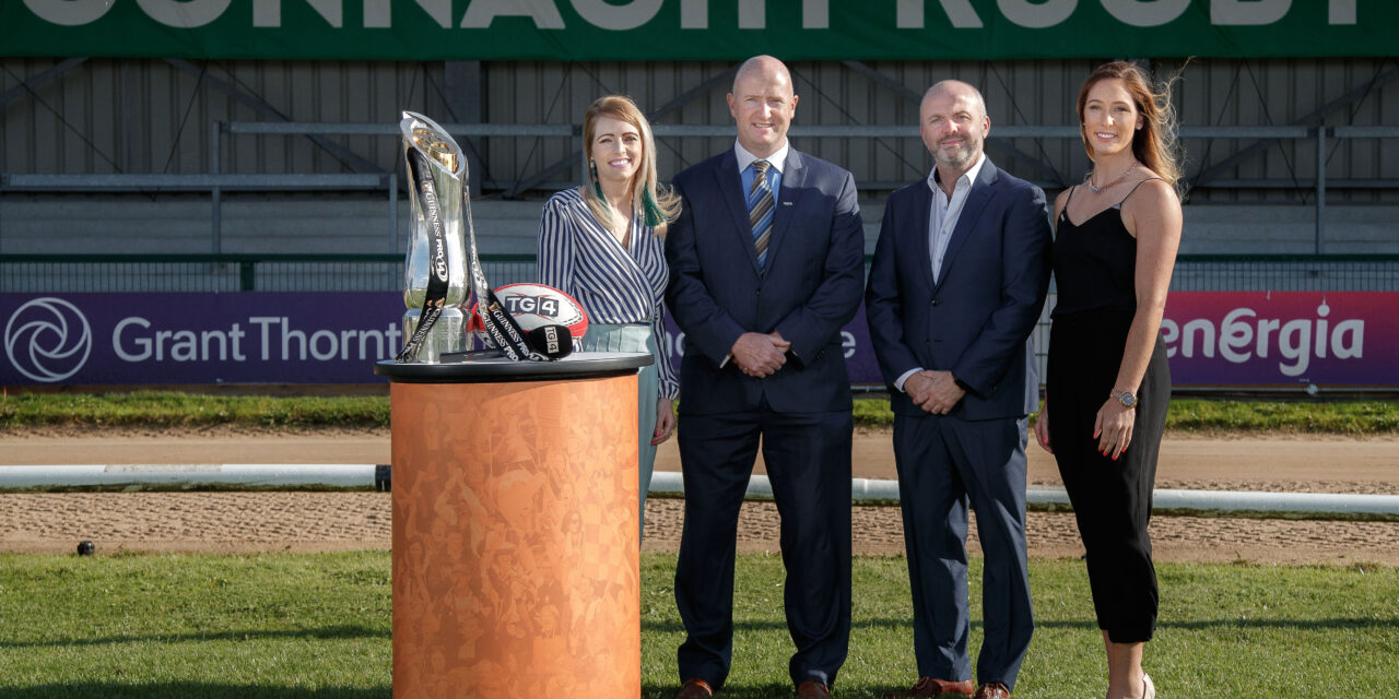 TG4 Launch New Season Rugby