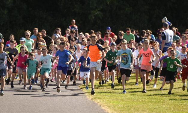 UK Parkrun Report Highlights Minimal Risk of Running Events