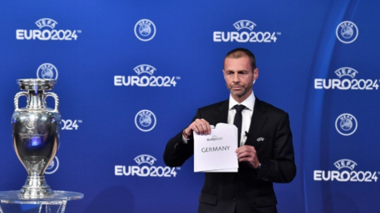 Germany Wins Race for Euro 2024