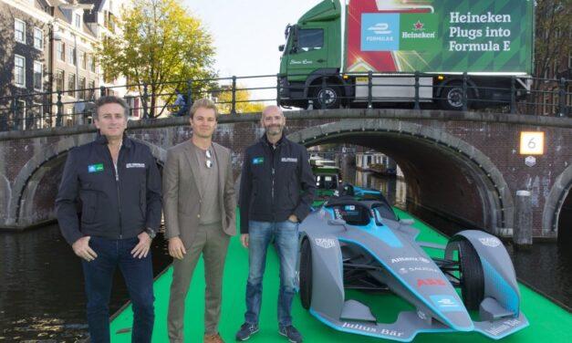 Heineken Expands Motor racing Reach