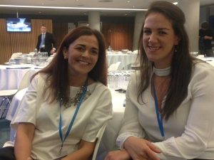 50 Women of Influence – Irene Gowing and Sorcha Fennell Sheehan