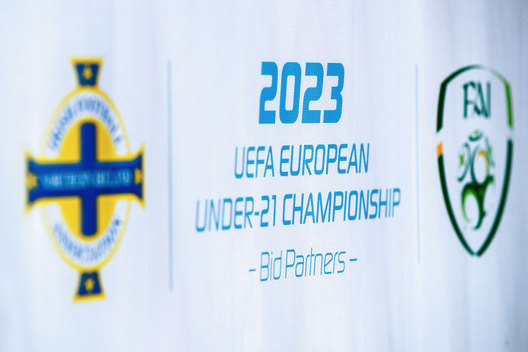 Joint Irish Bid to Host Euro 2023