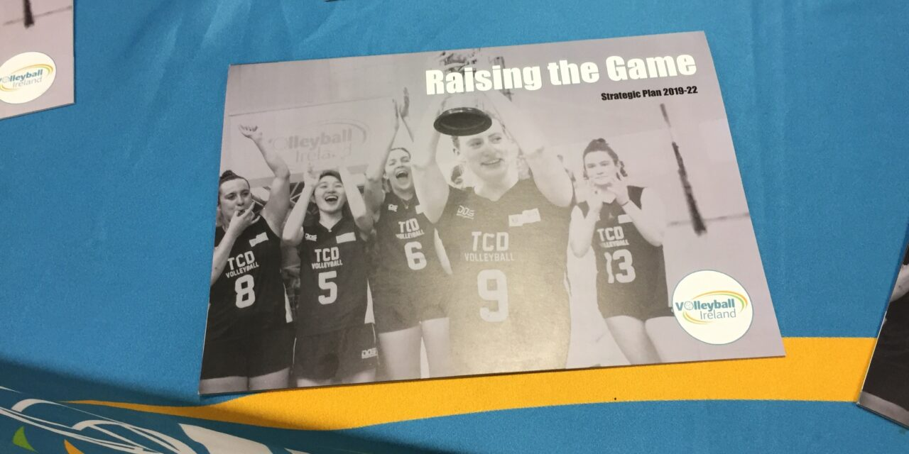 Volleyball Sets Out Ambitious Strategic Plan