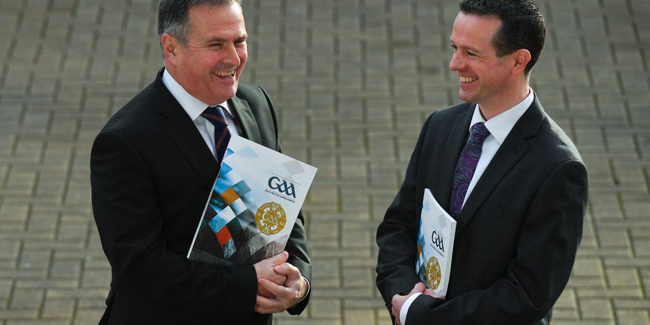 GAA's Annual Accounts for 2018