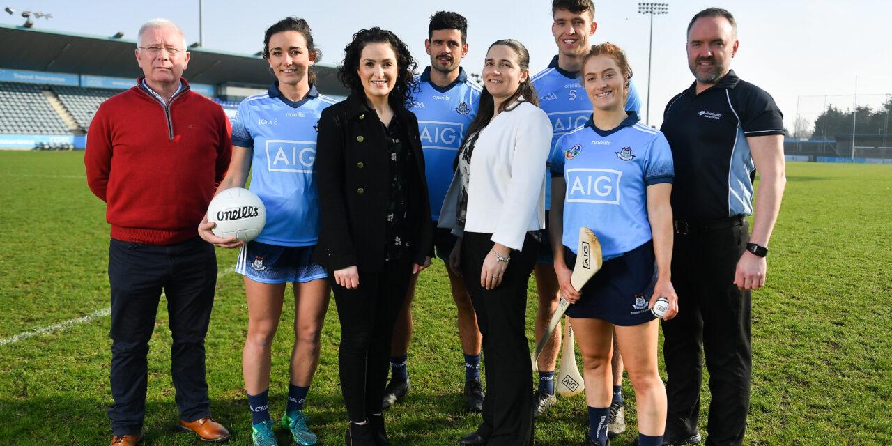 AIG and Dublin GAA Launch Health Roadshows