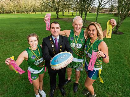 Limerick to Host Tag Rugby World Cup