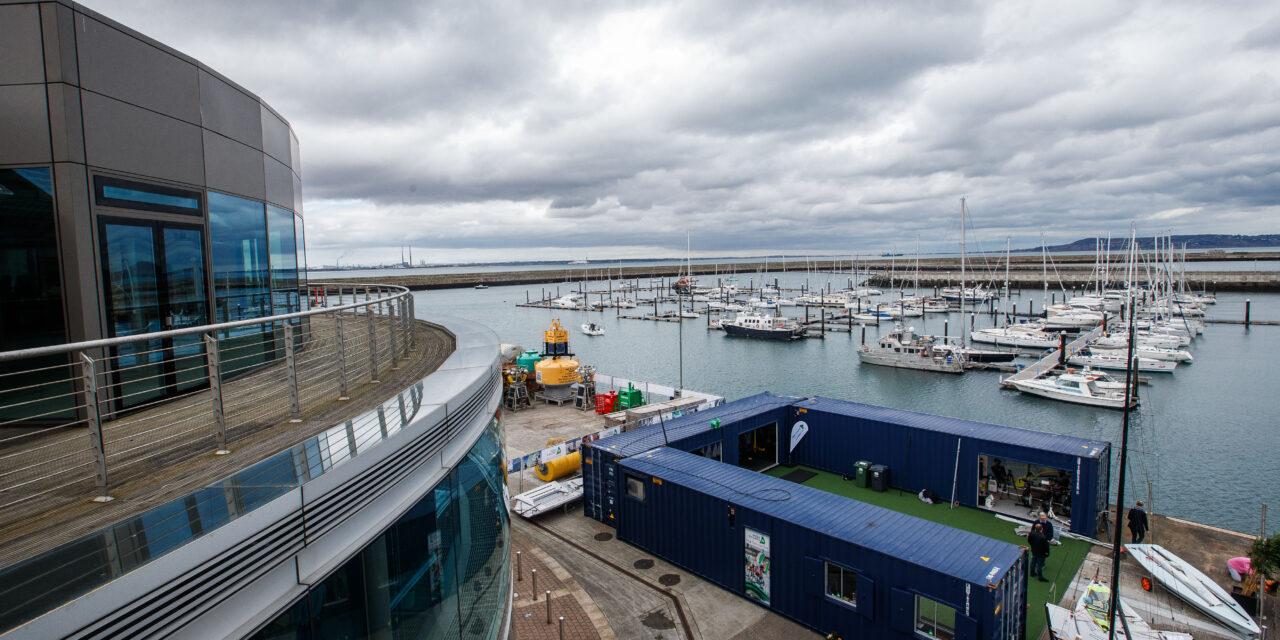 Sailing Opens New Performance HQ