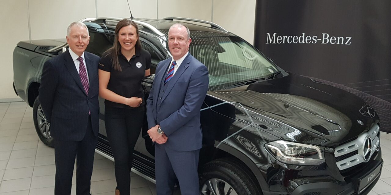 Mercedes-Benz Add to Annalise Backing