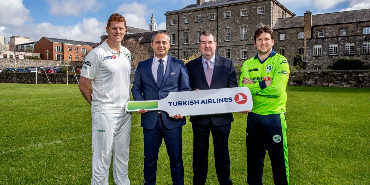 Turkish Delight for Cricket Ireland