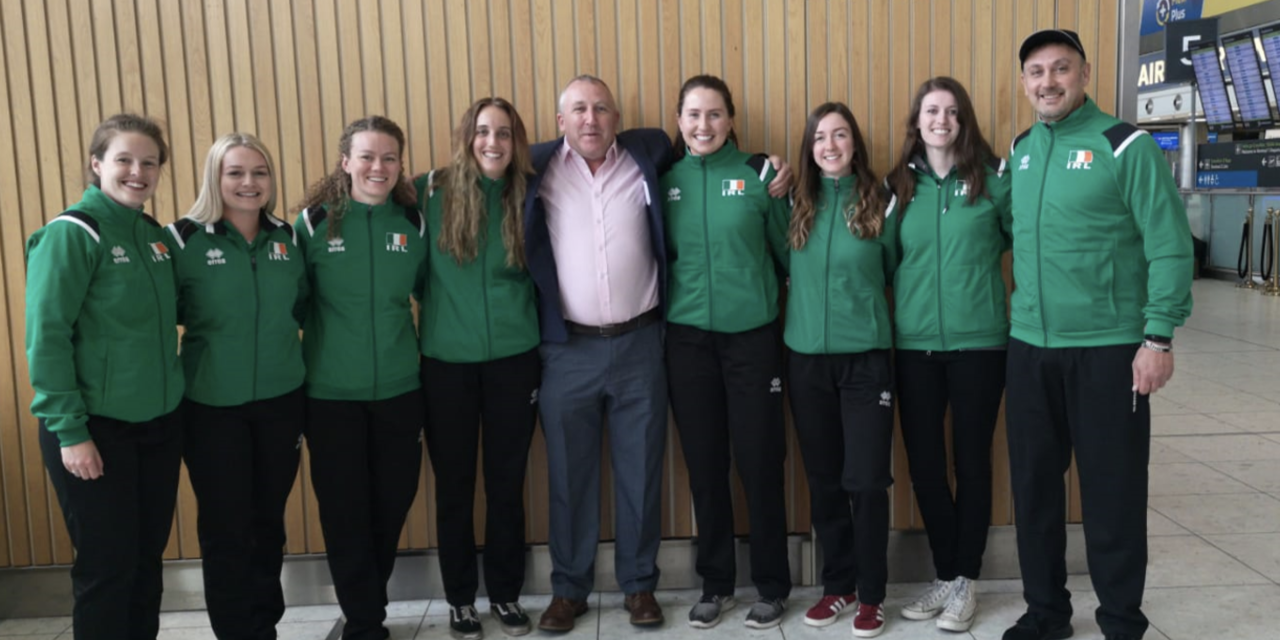 Volleyball Ireland Secures Team Sponsor