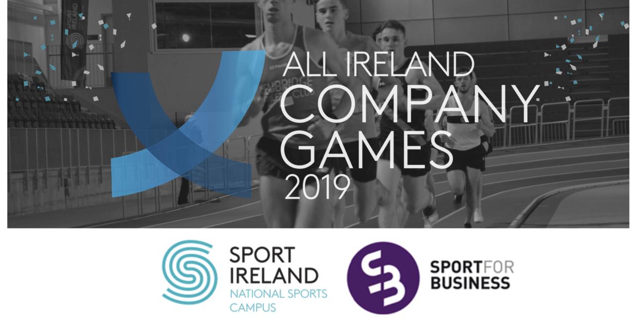 All Ireland Company Games 2019