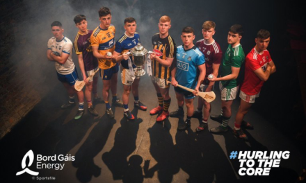 Bord Gáis Hurling Champions Unveiled