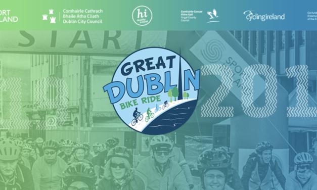 Great Dublin Bike Ride Moves to Phoenix Park