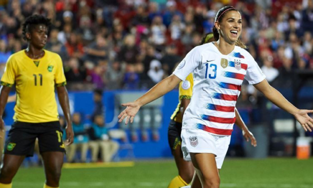 US Women's Soccer Coming to a Stream Near You