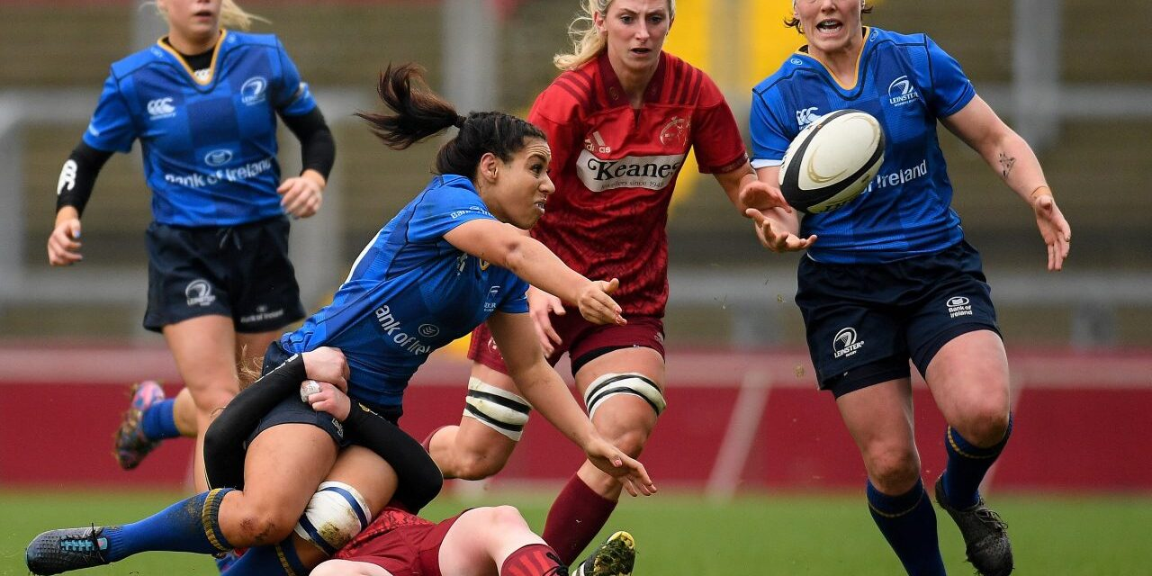 Leinster to Stage Men's and Women's Double Header