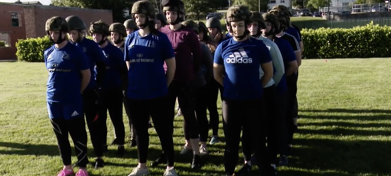 Daily Video – Leinster Women Go to War