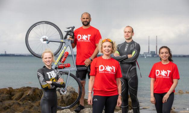 Vodafone Go for Ninth Dublin City Triathlon