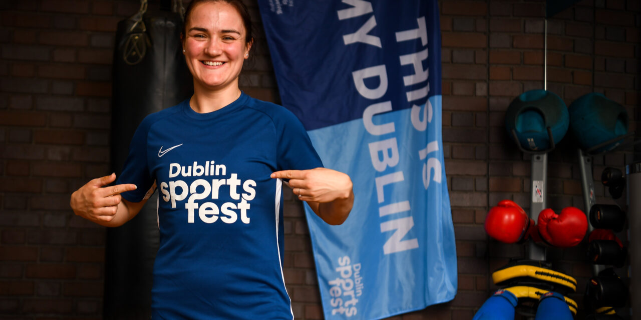 #ThisIsMyDublin Launch for 2019 Dublin SportsFest