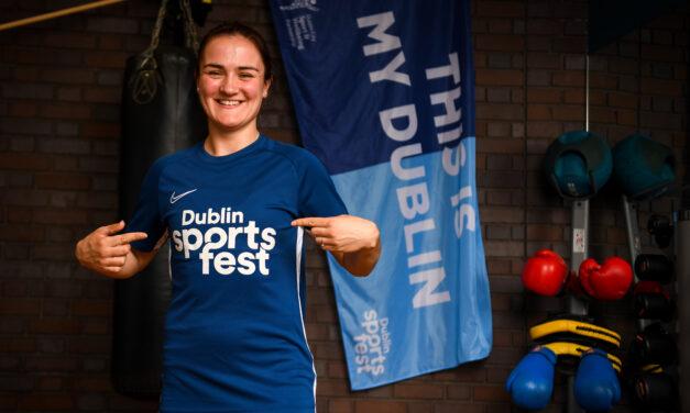 #ThisIsMyDublin Launch for 2019 Dublin SportsFest