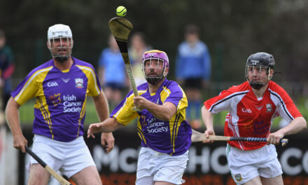 Hurling for Cancer a Winner all Round