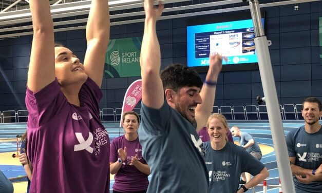 Daily Video – All Ireland Company Games 2019