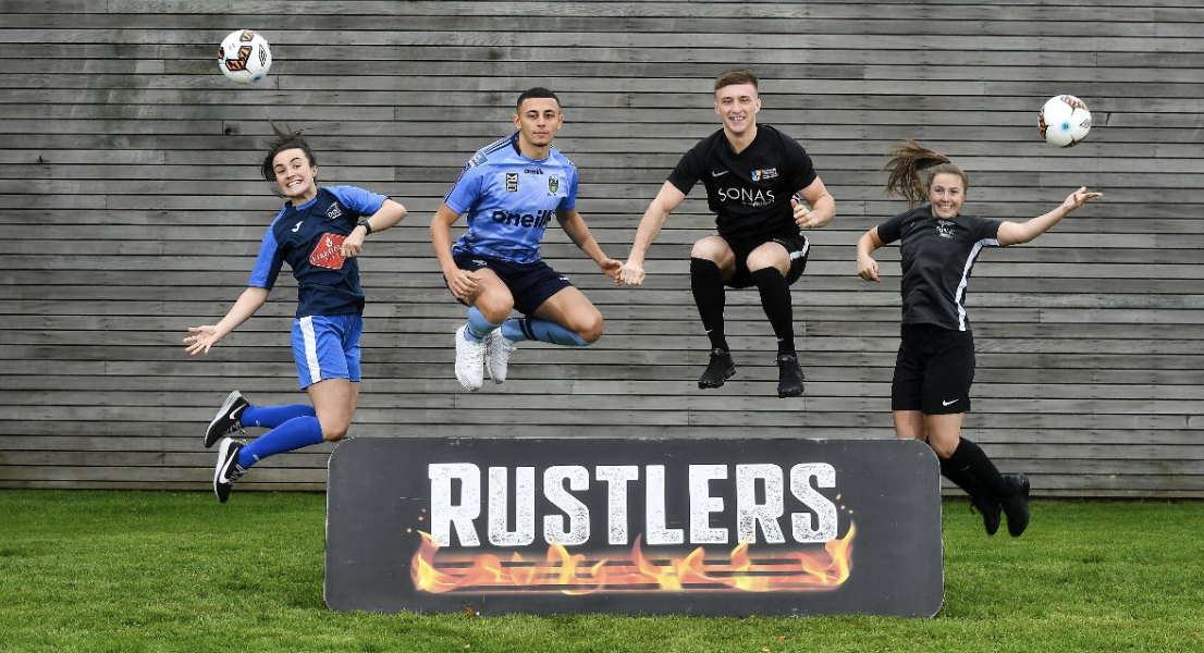 Rustling Up 111 Teams for Third Level Football