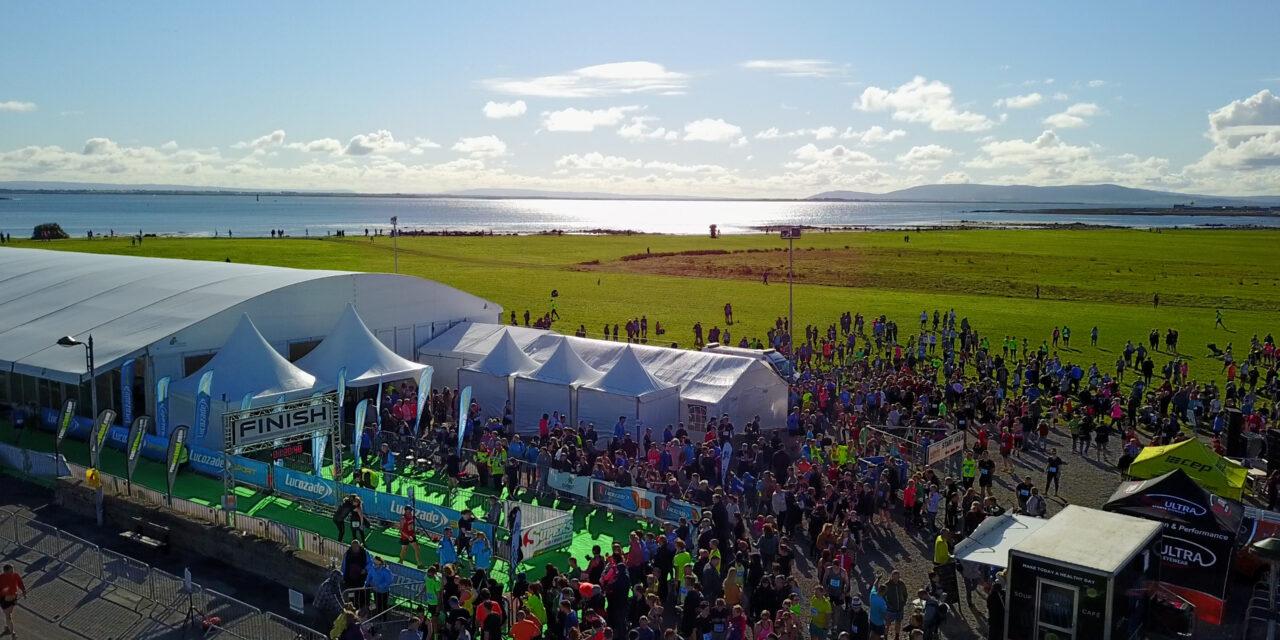 Tesco Backing for Run Galway Bay